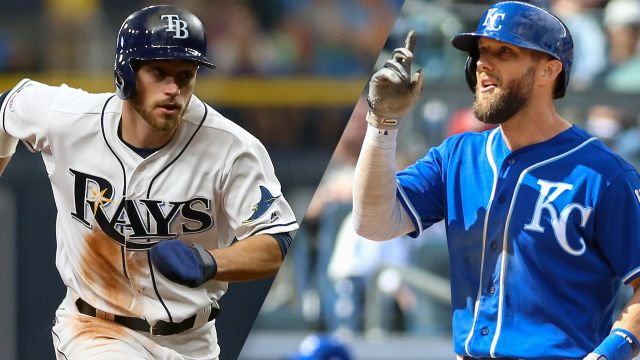 Tampa Bay Rays vs. Kansas City Royals