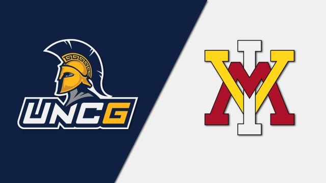 UNC Greensboro vs. VMI (W Soccer)