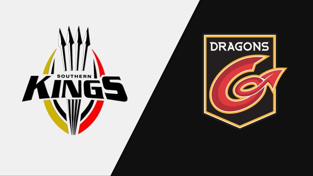 Southern Kings vs. Dragons (Guinness PRO14 Rugby)