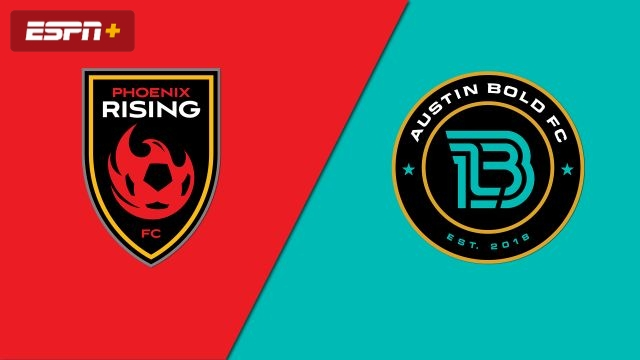 Phoenix Rising FC vs. Austin Bold FC (USL Championship)