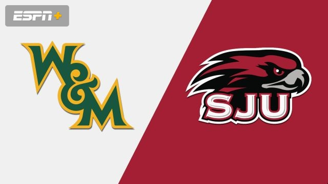 William & Mary vs. Saint Joseph's (M Basketball)