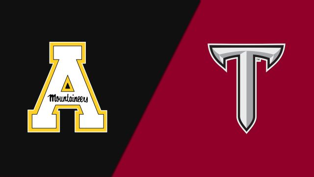 Appalachian State vs. Troy (Baseball)
