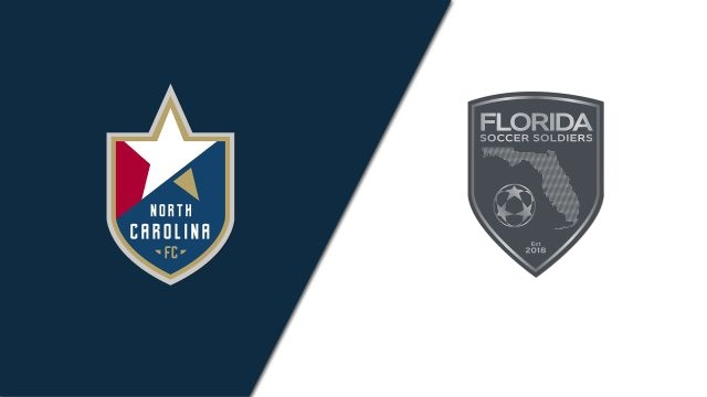 North Carolina FC vs. Florida Soccer Soldiers (Third Round) (U.S. Open Cup)