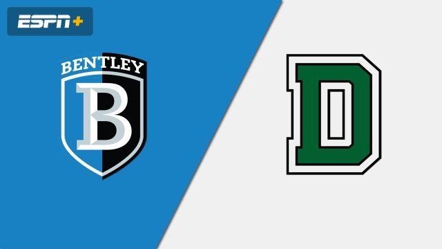 Bentley vs. Dartmouth (M Hockey)
