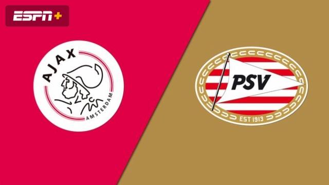 In Spanish-Ajax vs. PSV (Eredivisie)