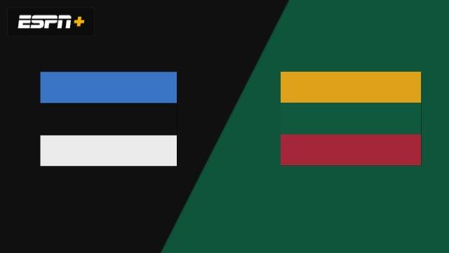 Estonia vs. Lithuania (Euro Beach Soccer League)