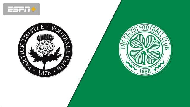 Partick Thistle vs. Celtic (Scottish Cup)