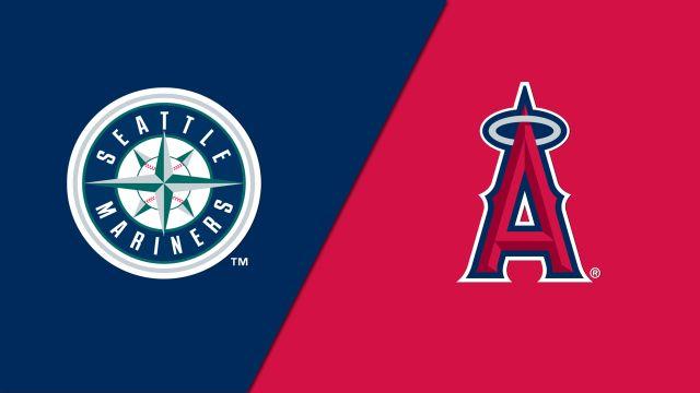 Seattle Mariners vs. Los Angeles Angels