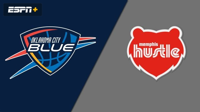 Oklahoma City Blue vs. Memphis Hustle