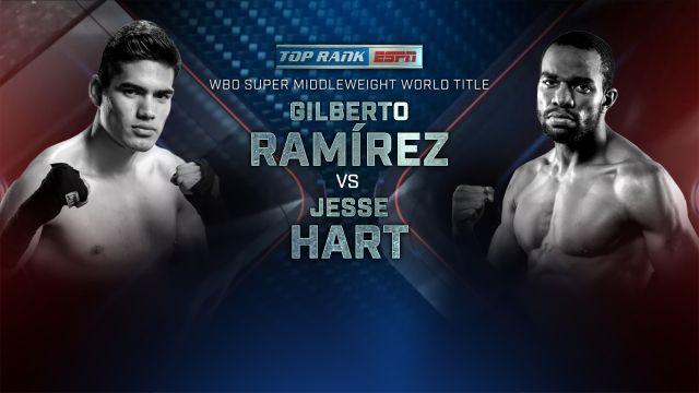Gilberto Ramirez vs. Jesse Hart