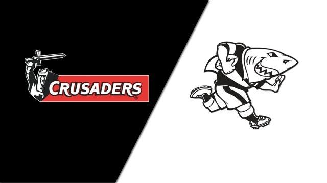 Crusaders vs. Sharks