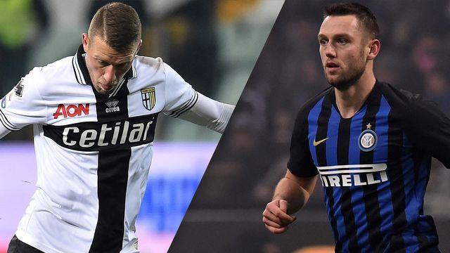 Parma vs. Internazionale (Serie A)