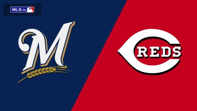 Milwaukee Brewers vs. Cincinnati Reds