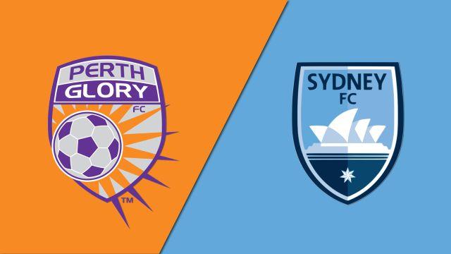 Perth Glory vs. Sydney FC (W-League)