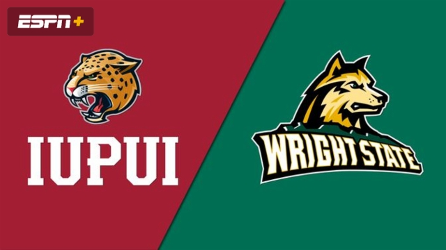 IUPUI vs. Wright State (M Basketball)
