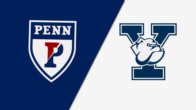Pennsylvania vs. Yale (W Soccer)