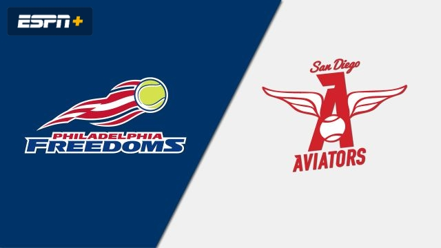 Philadelphia Freedoms vs. San Diego Aviators