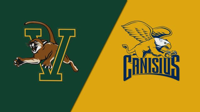 Vermont vs. Canisius (W Basketball)