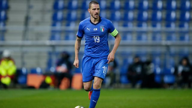 Italy vs. Liechtenstein (UEFA European Qualifiers)