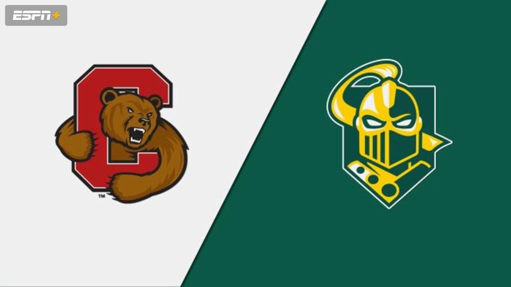 #3 Cornell vs. #5 Clarkson (W Hockey)