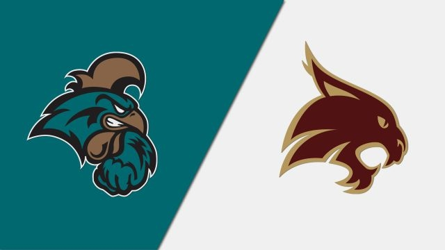 Coastal Carolina vs. Texas State (Game 8) (Baseball)
