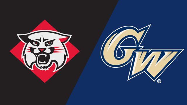 Davidson vs. George Washington (W Soccer)