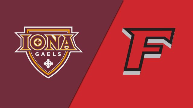 Iona vs. Fairfield (W Basketball)