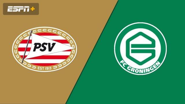PSV vs. Groningen (Eredivisie)