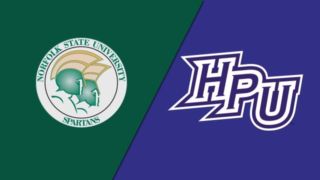 Norfolk State vs. High Point (W Basketball)