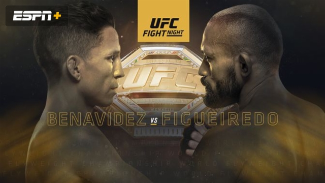 UFC Fight Night presented by U.S. Army: Benavidez vs. Figueiredo