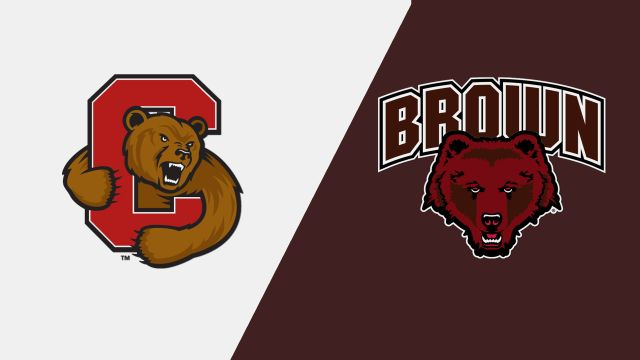 #8 Cornell vs. Brown (M Hockey)