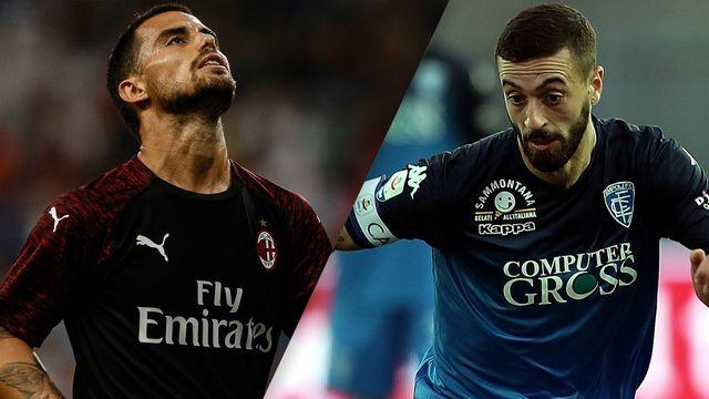 AC Milan vs. Empoli (Serie A)
