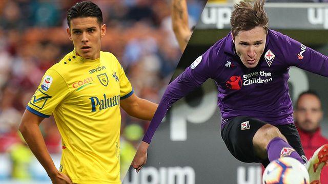 Chievo vs. Fiorentina