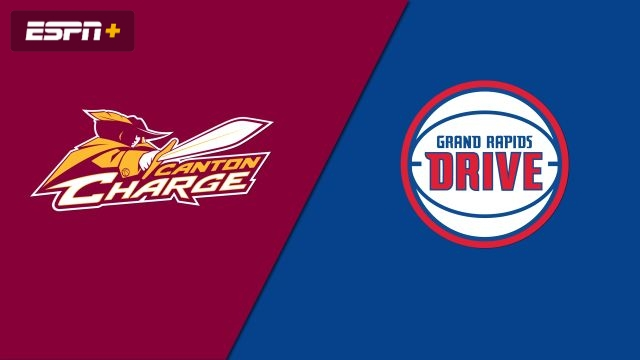 Canton Charge vs. Grand Rapids Drive