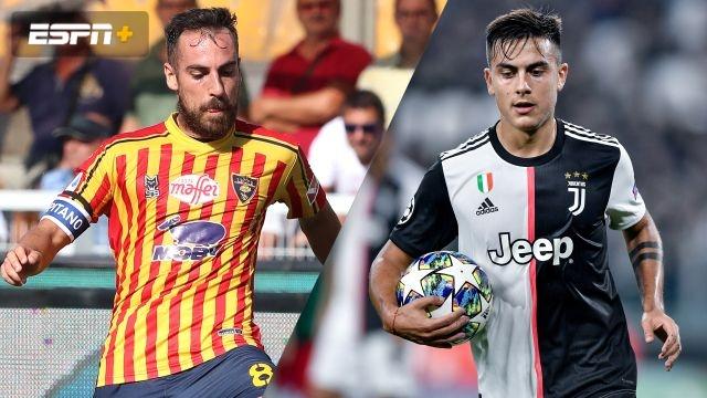 Lecce vs. Juventus (Serie A)