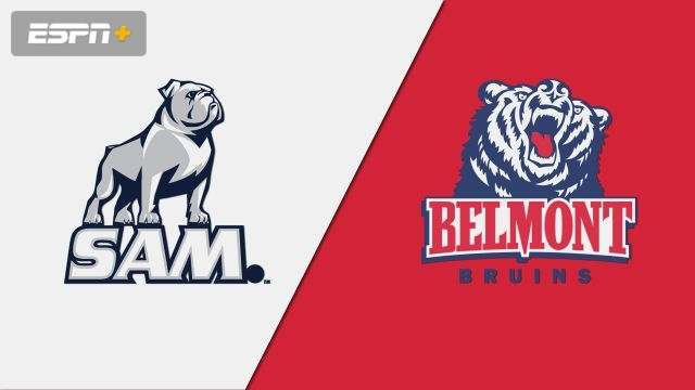 Samford vs. Belmont (M Basketball)