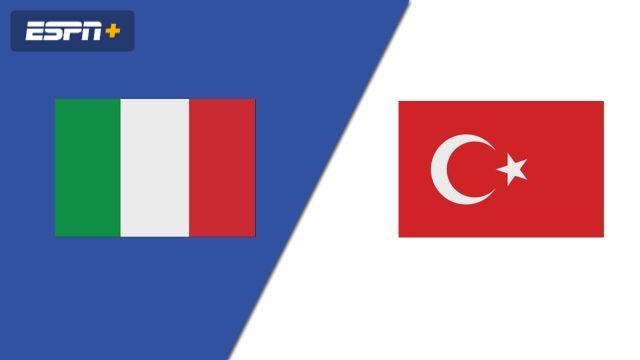 Italy vs. Turkey (Group Phase) (FIBA Women's EuroBasket 2019)
