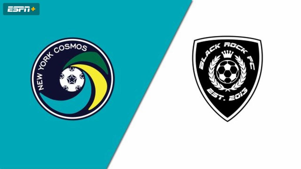 New York Cosmos B vs. Black Rock FC (Round 1) (U.S. Open Cup)