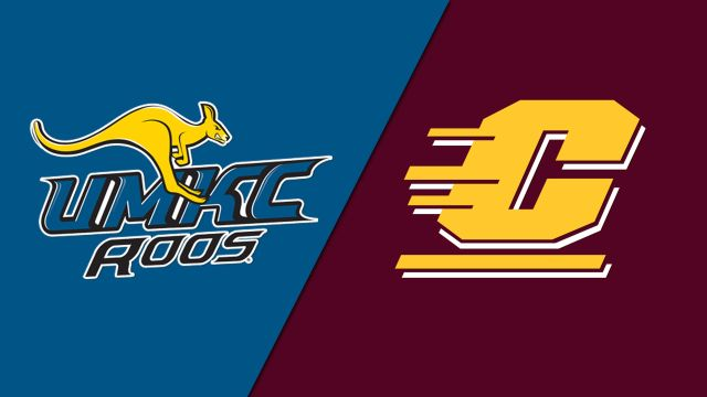 UMKC vs. Central Michigan (M Basketball)