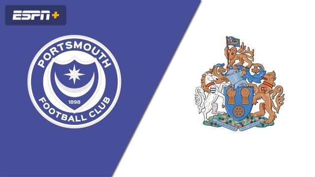 Portsmouth vs. Altrincham F.C. (FA Cup)