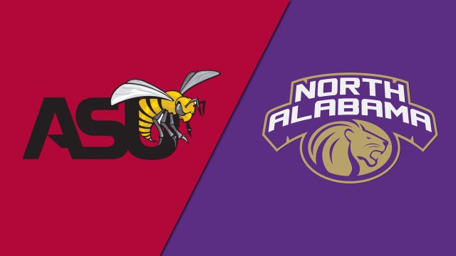 Alabama State vs. North Alabama (W Basketball)
