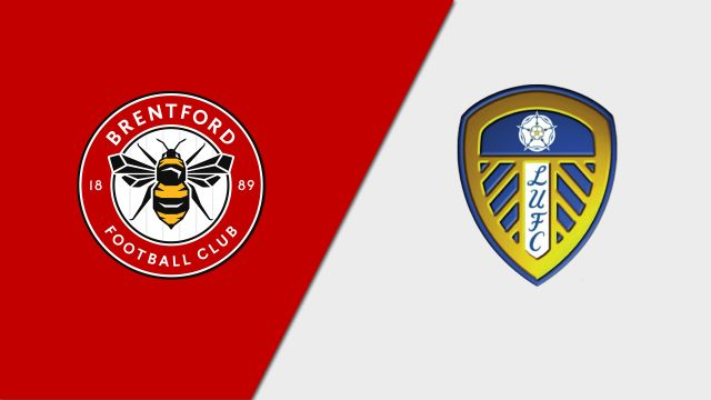 Brentford vs. Leeds United (English League Championship)