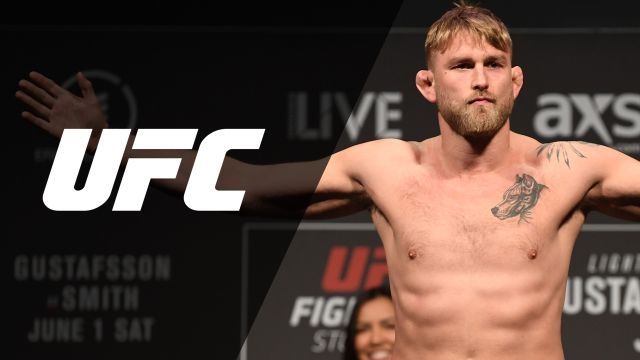 UFC Fight Night Pre-Show: Gustafsson vs. Smith