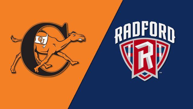 Campbell vs. Radford (M Soccer)