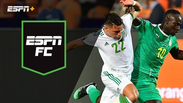 Fri, 7/19 - ESPN FC: Clash for AFCON crown in Cairo