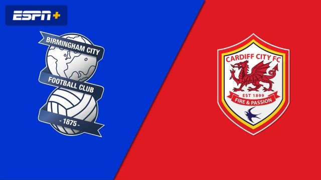 Birmingham City vs. Cardiff City (English League Championship)