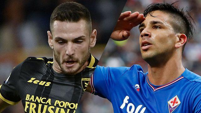 Frosinone vs. Fiorentina (Serie A)