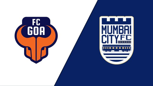 FC Goa vs. Mumbai City FC (Indian Super League)