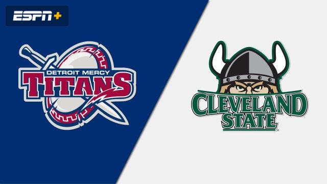 Detroit Mercy vs. Cleveland State (W Soccer)
