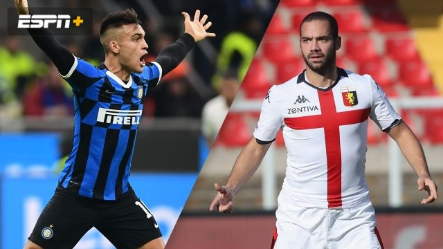 Inter vs. Genoa (Serie A)